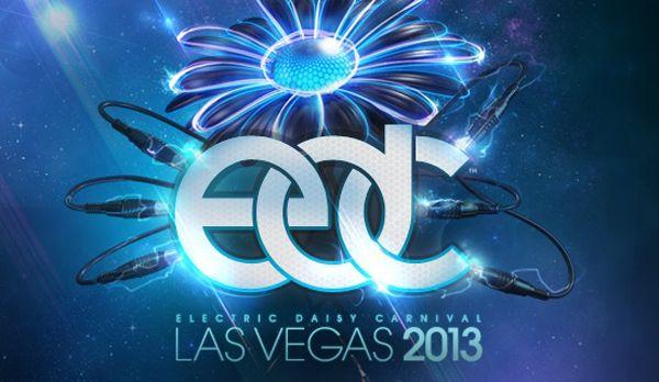 EDC Las Vegas 2013 Lineup Released!