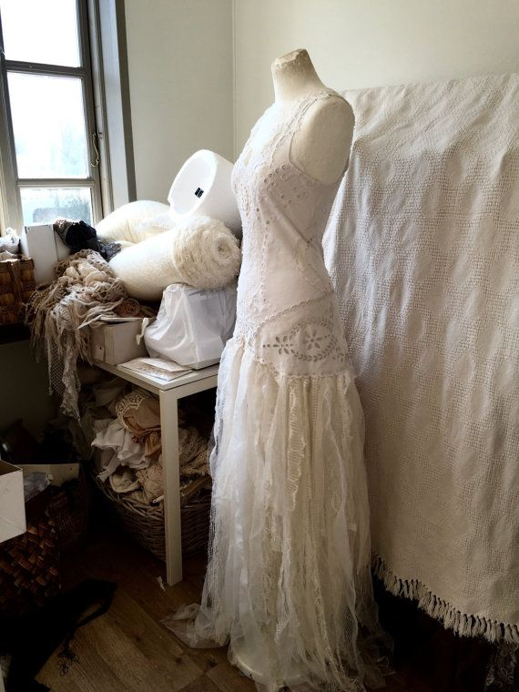 Hey, I found this really awesome Etsy listing at https://www.etsy.com/listing/478743731/bridal-gown-french-lacerepurposed