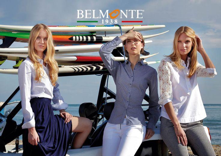 Camicie Serie Oro e Serie Arancio. Oro and Arancio shirts. #belmonte1938