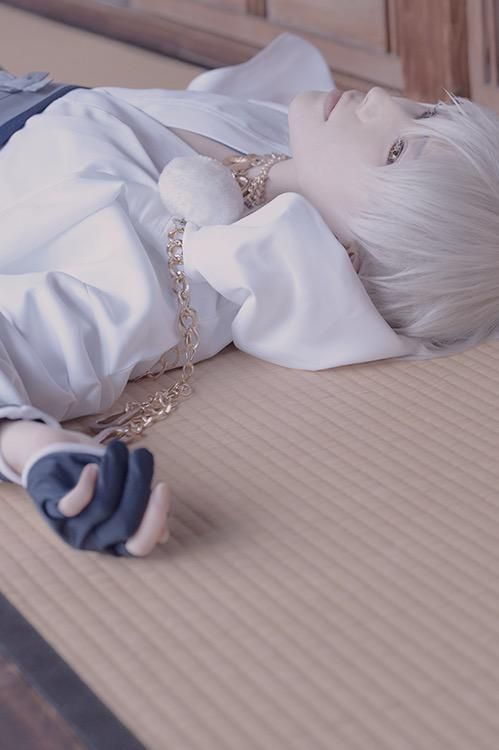 [Swords dancing] Tsurumaru KuniHisashi photo by Yossan