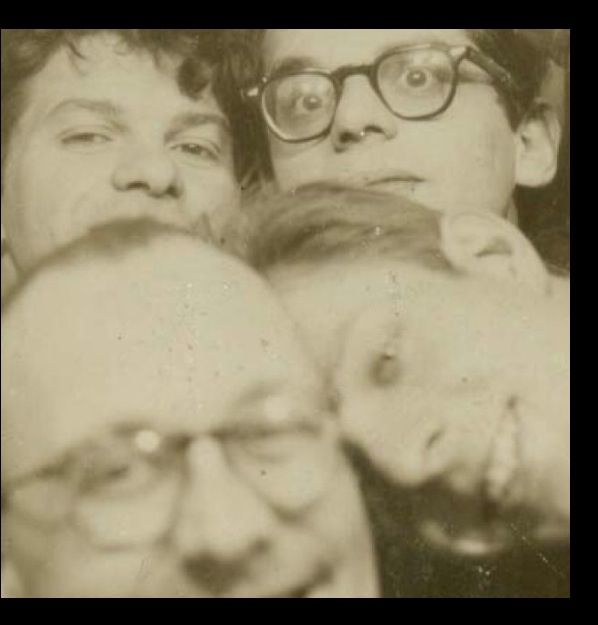 Lucien Carr, Allen Ginsberg