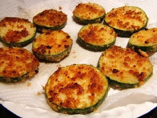 Pan-Fried Zucchini. Can't wait until our zucchini's come in