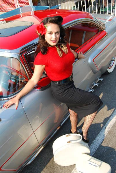 181 Best Images About Pin Up Girl Outfit Ideas On