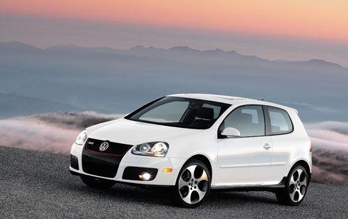One of my favorites..VW GTI
