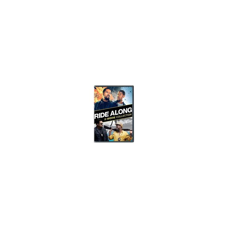 Ride along 2 movie collection (Dvd)