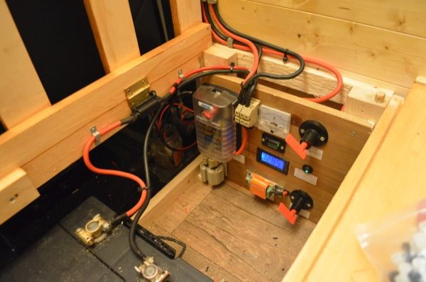 Campervan 12v Electrical System