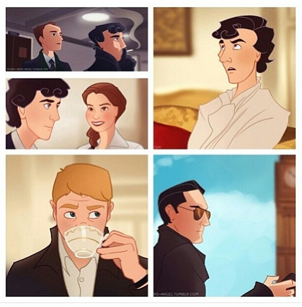 disney meets sherlock favorites movies books and tv