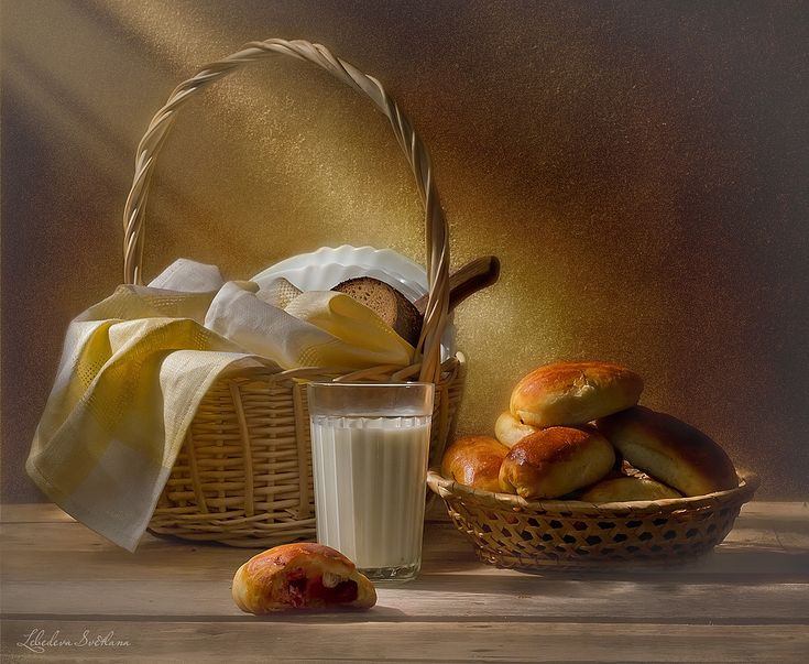 35PHOTO - Лебедева Светлана - С пирожками
