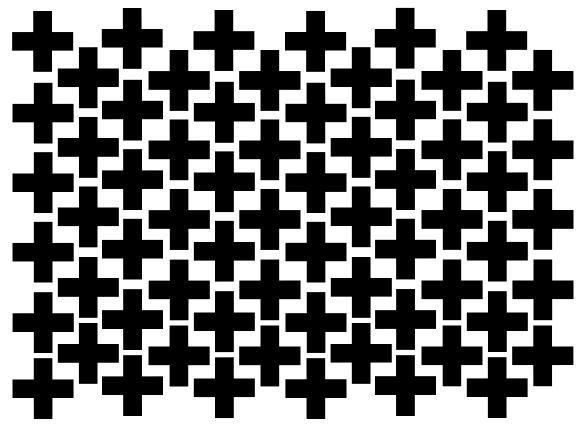 Muurstickers Plusjes klein De plusjes muurstickers zijn 21x21mm, er zitten er 66 op een vel. Ze zijn gemaakt van een matte stickerfolie van zware kwaliteit. De stickers zijn makkelijk verwijderbaar. Zowel binnen als buiten toepasbaar. Verkrijgbaar in de kleuren zwart, wit, mintgroen, roze, fuchsia roze, blauw, marine blauw en glanzend zilver. Kruisjes