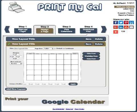 A Handy Tool to Use with Google Calendar