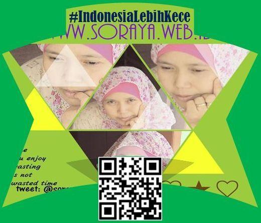 tentang hashtag Indonesia Lebih Kece
