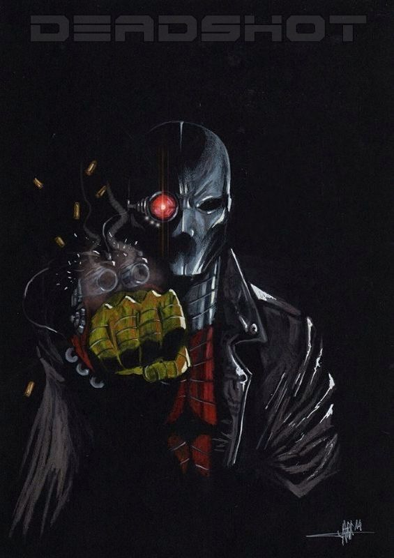 Deadshot by Anthony Darr - Suicide Squad / DC Comics