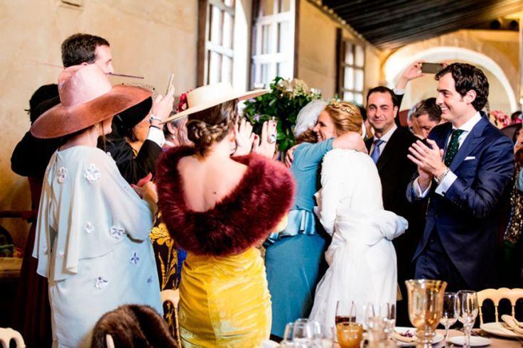 La boda de Maria y Javier. Renata Enamorada