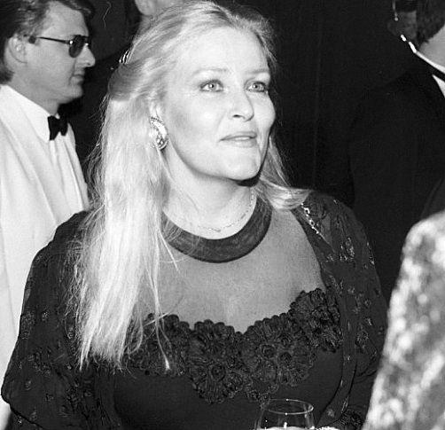 Olga Schoberová 1992