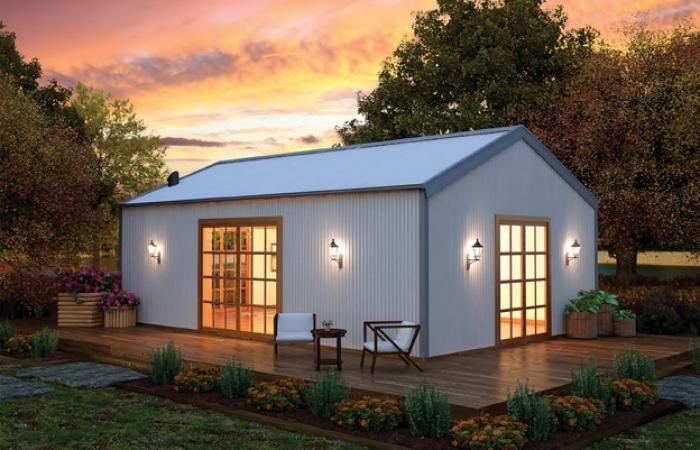 Things to Consider When Customing a Liveable Shed 1