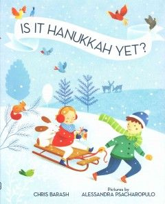 From making applesauce and latkes to lighting the menorah, this sweet, lyrical story presents the seasonal and traditional ways that Hanukkah is celebrated.