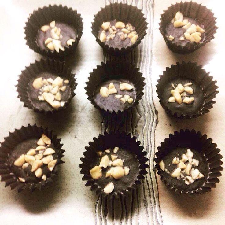 "CHOCOLATE FÁCIL  3 ingredientes #sinAzúcar #sinLácteos #sinGluten #vegano #cacao  INGREDIENTES •1…"""