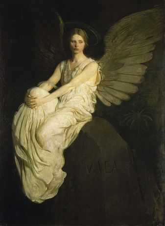 Stevenson Memorial by Abbott Handerson Thayer / American Art