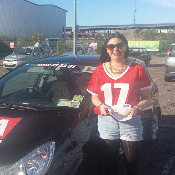 Another easy pass in #Finglas for the #rsadrivingschool. Congratulations Megan and well done to Alan our instructor partner. http://www.rsadrivingschool.ie
