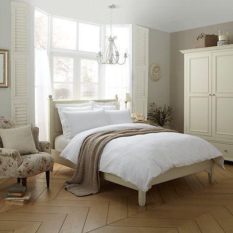Neptune Chichester Bedroom Furniture, Old Chalk Online at johnlewis.com - love the neutral scheme