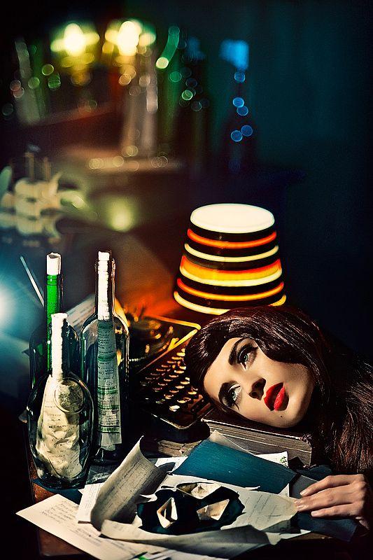 Portrait Photography by Simona Smrckova