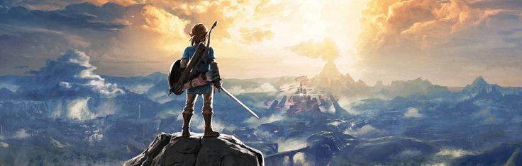 Información De Juegos : Zelda: Breath of the Wild