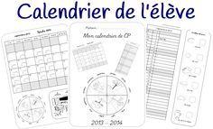 Voici le calendrier pour l'année scolaire 2017/2018 pour les 3 zones ainsi que pour la Corse, la Guyane, l'Île de La Réunion, Mayotte, la Belgique, la Suisse, la Martinique et la Guadeloupe. J'ai choisi de le construire sous forme de livret (idée à voir sur le blog de la classe de Madame Figaro), avec deux pages pour chaque mois de l'année. Après la page de garde, chaque mois est composé de deux pages se faisant face. Pour le tableau, je me suis inspirée de la présentatio...