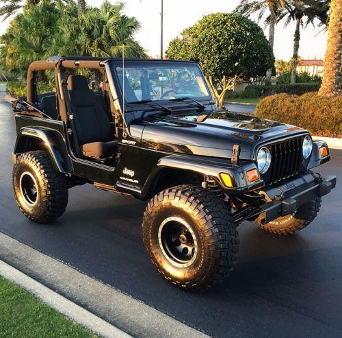 Jeep Wrangler Tj >> Jeep Wrangler Tj Sport Jeeps 2006 Jeep Wrangler Jeep Wrangler