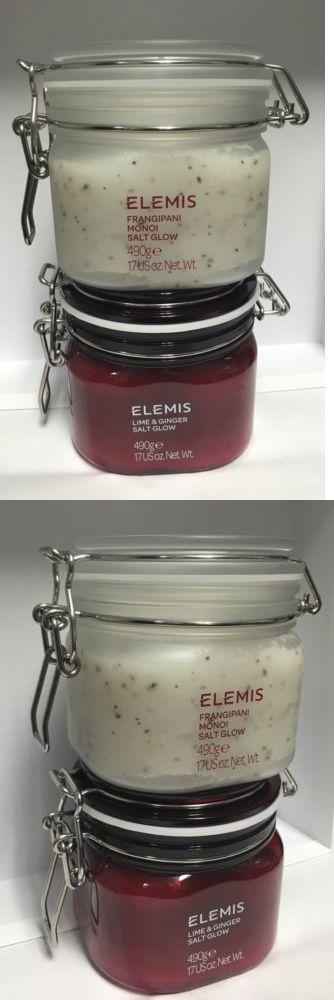 Body Scrubs and Exfoliants: Elemis Spa At Home Lime And Ginger Salt Glow 17Oz + 1 Frangipani Monoi 17Oz !!! -> BUY IT NOW ONLY: $74.85 on eBay!