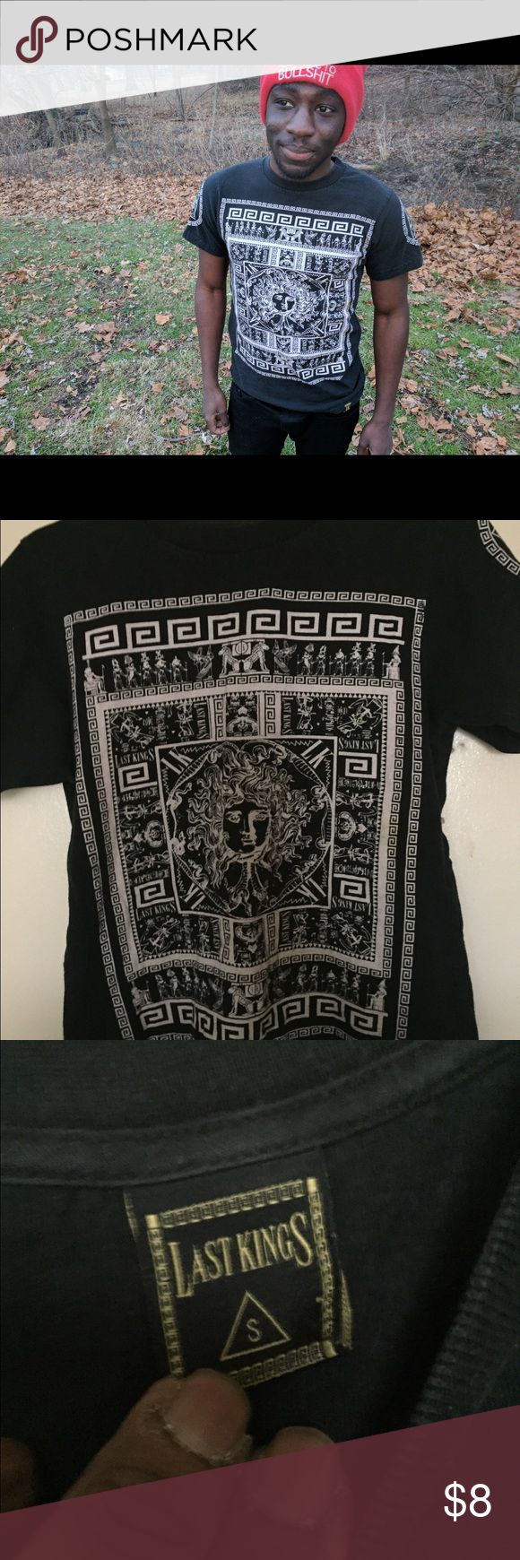 Design your own t-shirt hamilton - From Tyga Last Kings Collection Last King T Shirt Size Small Shirts Tees Short Sleeve
