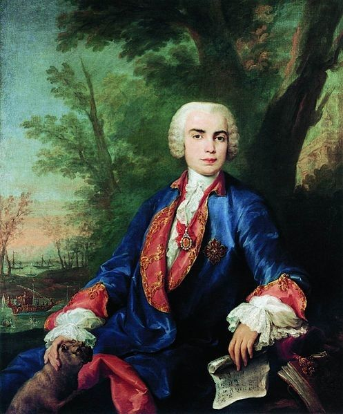 Jacopo Amigoni, Portrait of Farinelli, 1752, Staatsgalerie, Stuttgart farinelli in portraits