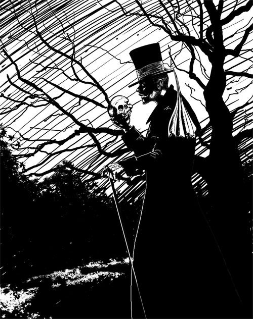 Baron Samedi by JohnnyMc.deviantart.com on @deviantART