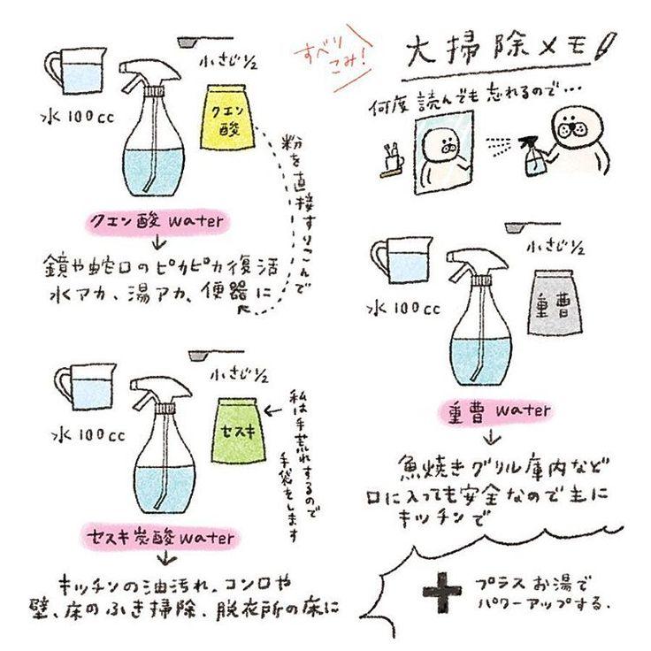 いいね!205件、コメント13件 ― Mariko Fukuoka | Rittoさん(@45m)のInstagramアカウント: 「忘れないようにメモ!今年の #大掃除 はちょこちょこやっていたのであまり焦らず‥だけど、まだキッチンと浴室の換気扇、ベッド周りが手付かずだったわ‥omg!…」
