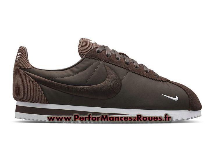 buy online 7e7e5 37a12 ... Nike Classic Cortez SP (GS) Chaussures Nike Prix Pas Cher Pour Femme  Brun 789594 Bon Marché Nike Free Og 14 Br ...