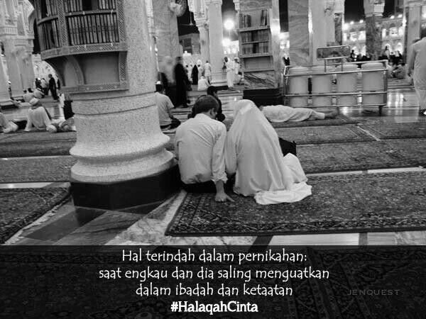 Halaqah cinta dalam islam