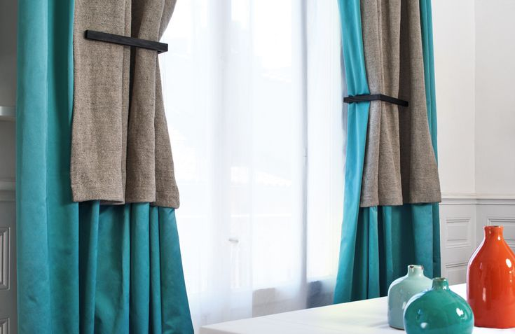 Scegliere le tende per il soggiorno