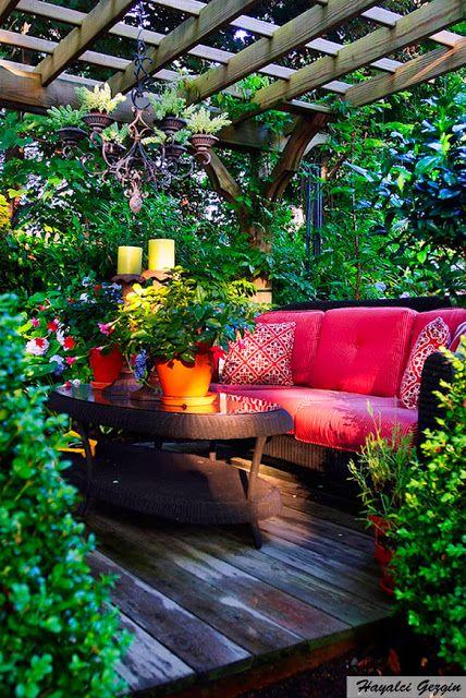 Hayalci Gezgin: En Güzel Bahçe Tasarımları / Most Beautiful Home G...