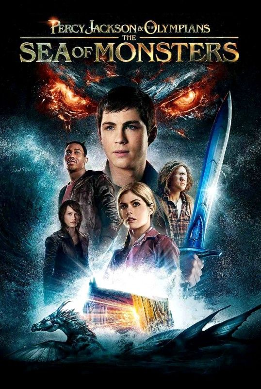 Percy Jackson – Sea of Monsters