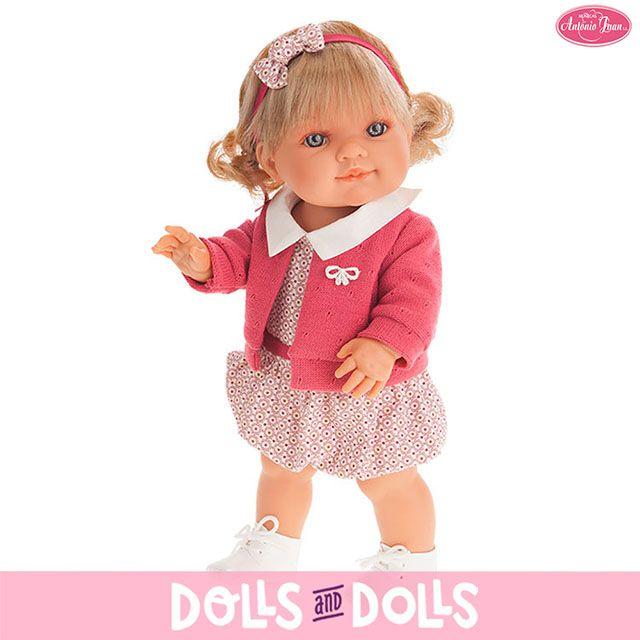 Farita y Farito son dos muñecos de la marca Antonio Juan que te van a encantar. ¡Miden 38 cm, son de vinilo y llevan unos conjuntitos tan monos que querrás sacarlos a pasear y presumir de ellos todo el día! #Dolls #AntonioJuanDolls #DollsMadeInSpain #Bonecas #Poupées #Bambole #MuñecasAntonioJuan