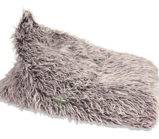 Triangle Fur Bean Bag Chairs | Buy Bean Bag Chairs Online