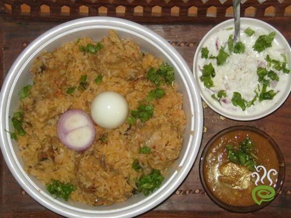 Chicken biryani kerala muslim style - photo#22