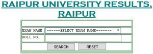 PRSU BA Result 2017, PRSU Raipur release BA 1st Year, 2nd Year, 3rd Year Results at www.prsu.ac.in. Students check PRSU Raipur BA Result released date.