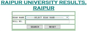 here check PRSU BSc Result 2017, Students download PRSU Raipur BSc 1st_2nd_3rd Year Results 2017 at www.prsu.ac.in, also know PRSU BSc exam results date.
