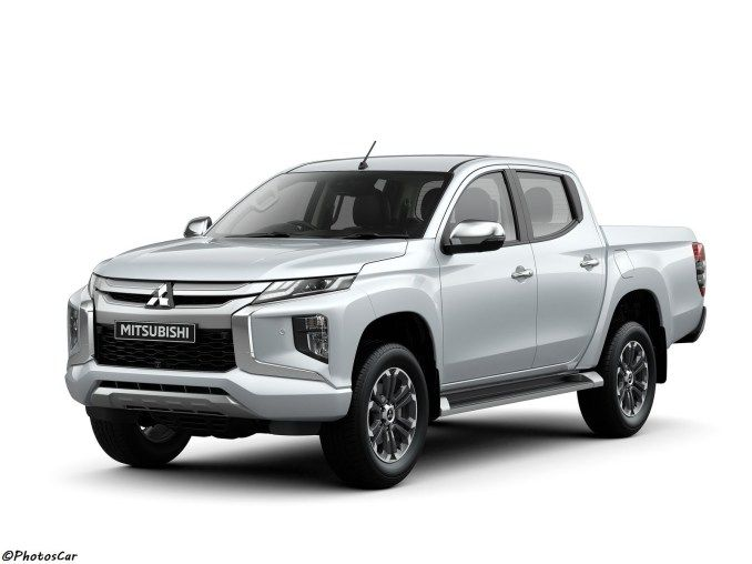 Mitsubishi L200 Triton 2020 Revise Avec Des Modifications Significatives