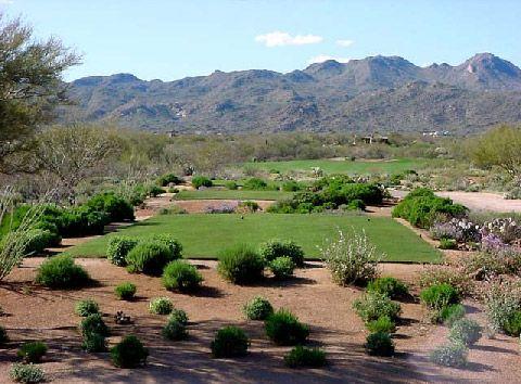 | Vistoso Golf Course, The Golf Club at Vistoso - Tucson, Arizona. The mean one!