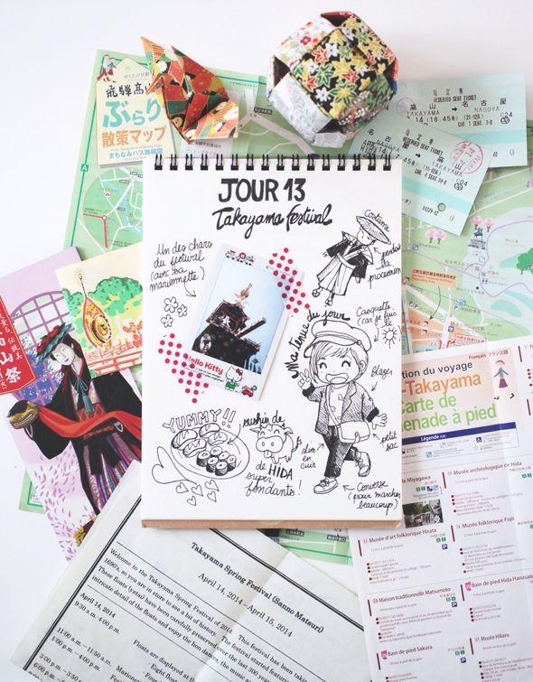 My Japan Travel Diary Day 13 : Takayama Spring Festival www.tokyobanhbao.com