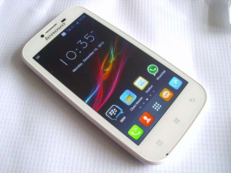 Lenovo A7Handphone Market Armani Top Smartphone