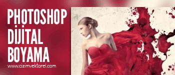 Photoshop Dijital Boyama Dersi – Videolu Eğitim