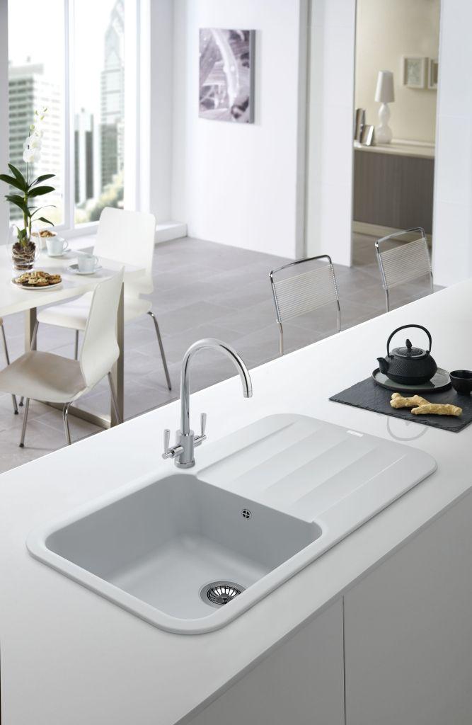 This Franke Sink Fits In To The Clean, Minimalist Design Of This Kitchen  Perfectly   Kitchen Sinks U0026 Taps   Pinterest   Minimalist Design, ...