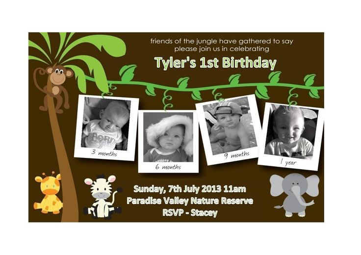 Tyler's Invitation